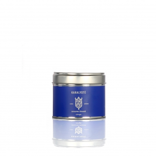 THE KINGDOM. SCENTED CANDLE