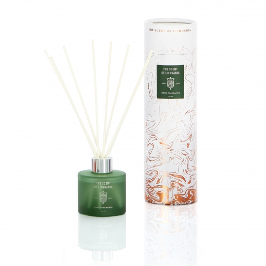 THE SCENT OF LITHUANIA. HOME FRAGRANCE